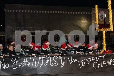 Ellaville Christmas Parade