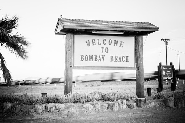 Bombay Beach, California 2016