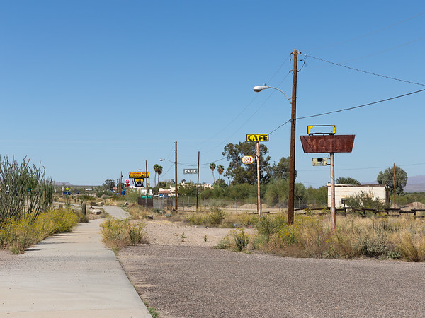 Wikieup, Arizona 2019