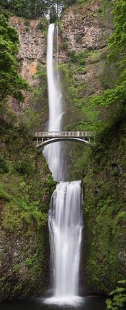 Multnomah Falls, Oregon 2017