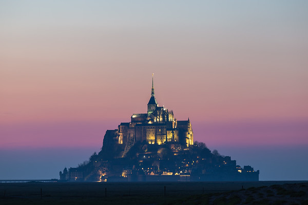 Mont-Saint-Michel 2019