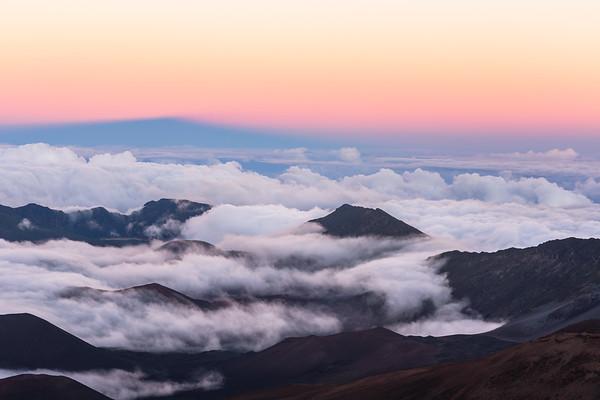 Haleakala, Hawaii 2016