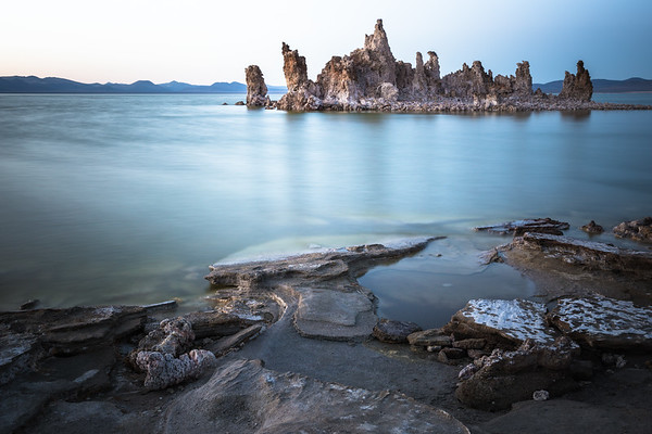 Mono Lake, California 2016