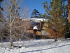 What am I doing here?<br /> <br /> (this is our cottage at Big Bear)