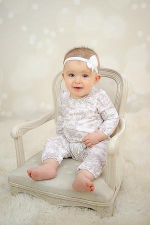 Ellie 7 Months