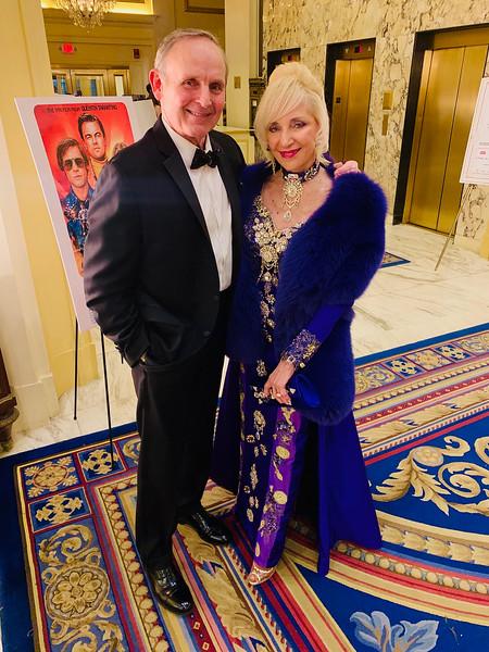 Stephen and Denise Dunbar of Peabody