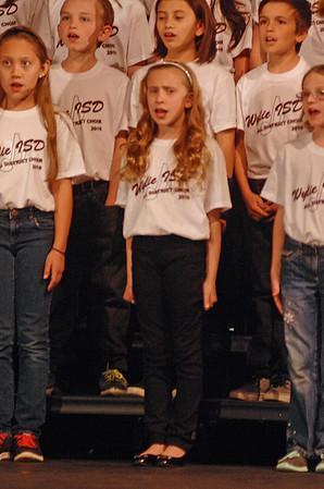 Ellie - Honor Choir Concert & Art Show