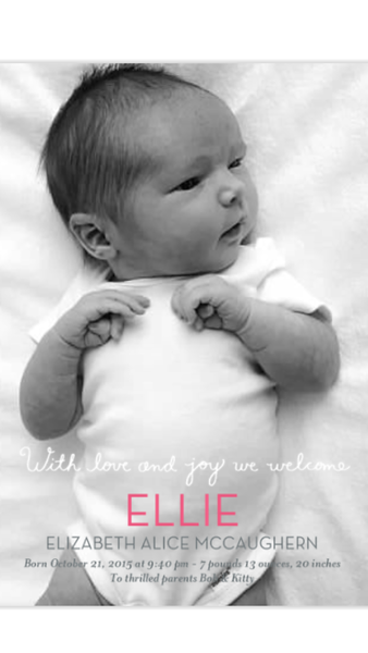 Ellie - The photos