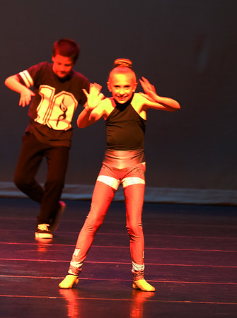Ellie's Dance Recital 6-16-17