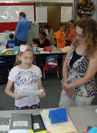 Ellie's Last Days at Cox Elementary - 4th grade