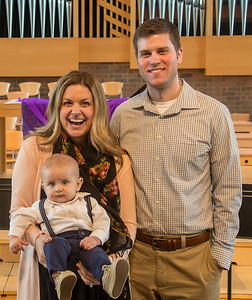 Elliot Baptism March 2018