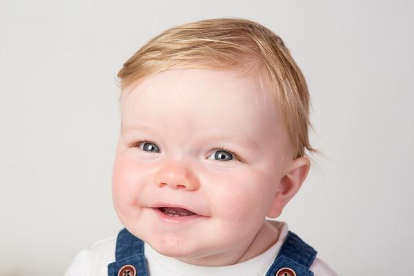 Elliott 9 months