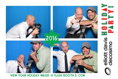 Elliott Davis Decosimo Holiday Bash 2016