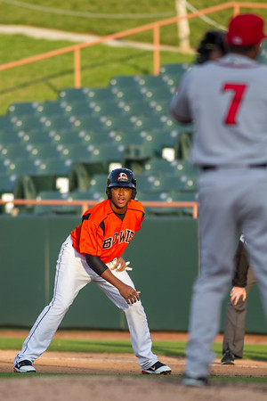 Richmond vs Bowie Baysox 4-8-14