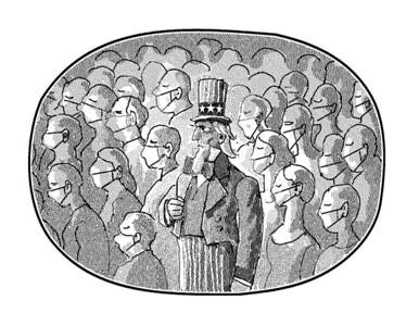 The Masking of America