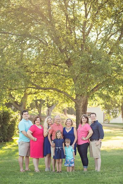 Ellis Family August 2015