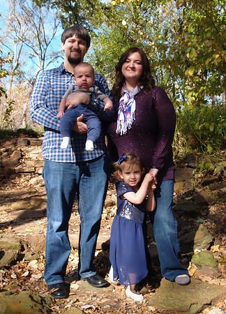 Ellis Family Nov 2017