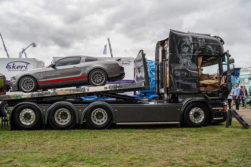 eleanor, elmia, gt500, lastbil, Nordic Trophy, truck