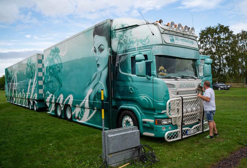 elmia, lastbil, Nordic Trophy, scania, truck