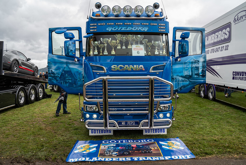 elmia, feskekyrkan, göteborg, lastbil, molanders transport, Nordic Trophy, scania, truck