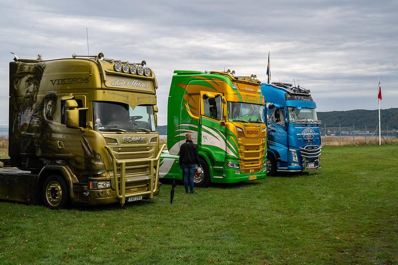 berthans, elmia, lastbil, Nordic Trophy, scania, truck, vikings, Volvo