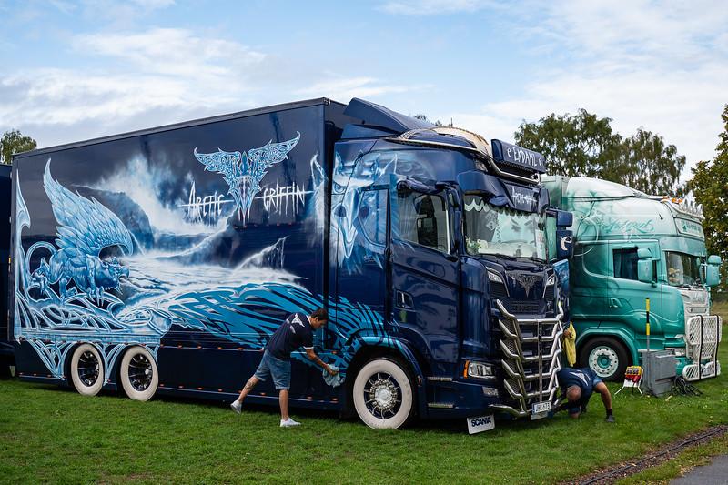 arctic griffin, ekdahl, elmia, lastbil, Nordic Trophy, truck