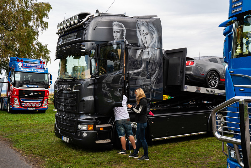 eleanor, elmia, lastbil, Nordic Trophy, scania, truck