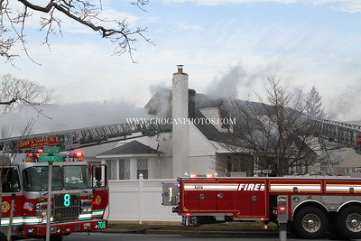 2 Tudor Crescent House Fire 1/17/13