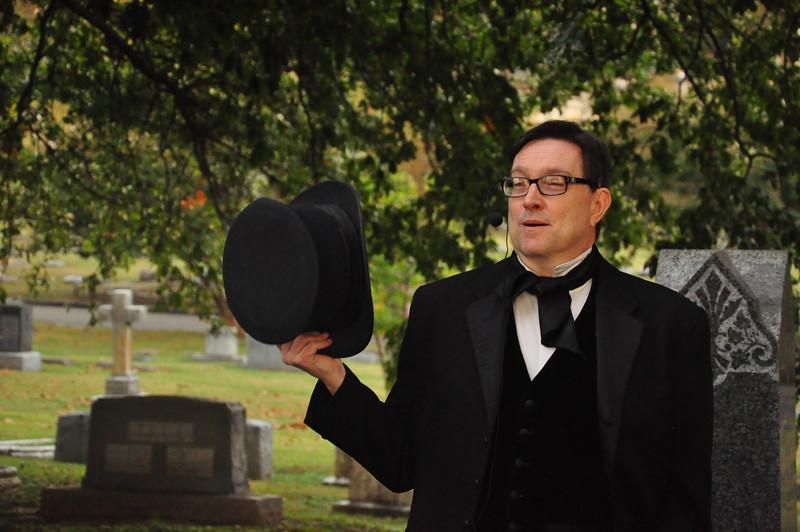 Samuel Watson played by Eric Frick