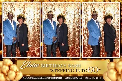 2019.12.13 Eloise Roberts 60th Birthday Bash