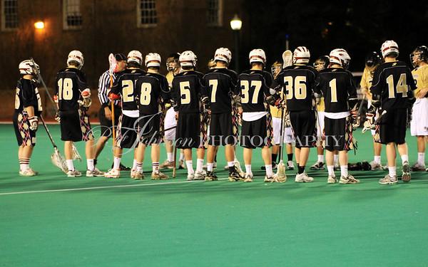 Elon Lacrosse vs Wake Forest 2011