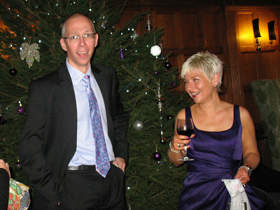 2009 CBS Christmas Party at Eynsham Hall