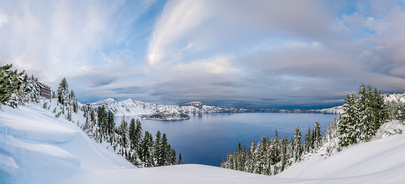 Crater Lake - Crater Lake, OR