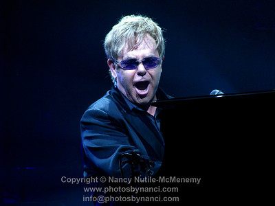 Elton and Billy