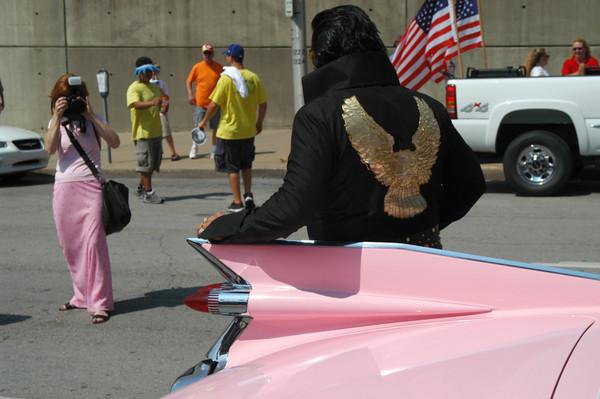 Elvis Parade KC, Mo. 8.15.2003