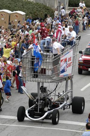 Elvis Parade KC 8.13.2004