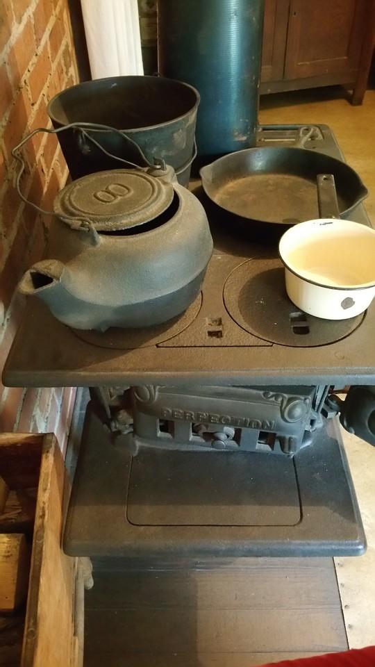 The all purpose stove