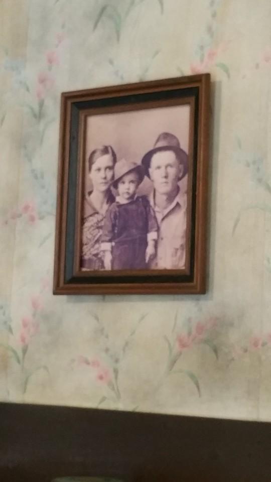 Iconic family photo