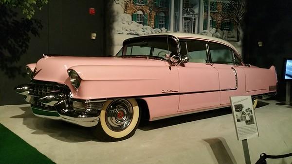 Elvis Car Collection 2016