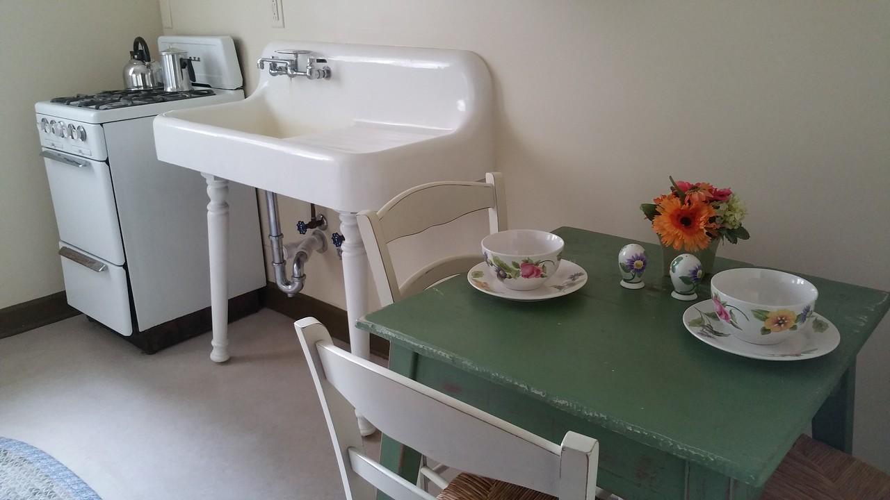 Fabulous old sink