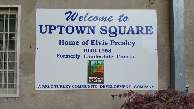 Renamed Uptown Square..I prefer the original name