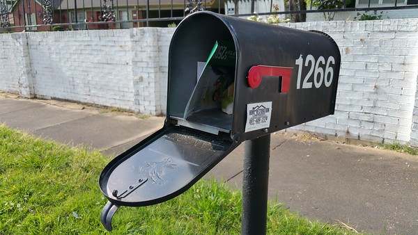 Vernon`s mailbox