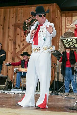 Elvis (aka Derek) Christmas 2018