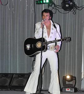 Elvis at Quartzsite 2017