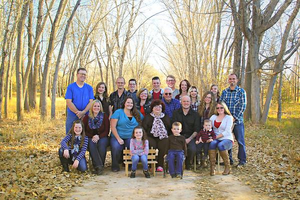 Elwell/Bott families