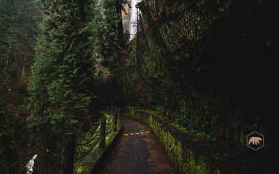 Multnoma-Falls-Trail