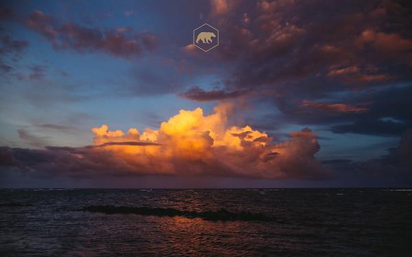 St-Lucia-Sunset