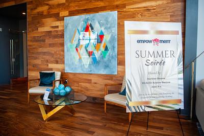 emPOWHERment Summer Soiree @  The Blu @ Northline 8-19-18 by Jon Strayhorn