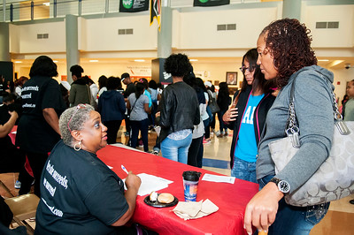 EmpowHERment 2015 Summit @ Phillip O Berry Academy 9-27-15