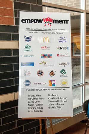 EmpowHERment Summit 2014 @ Phillip O'Berry